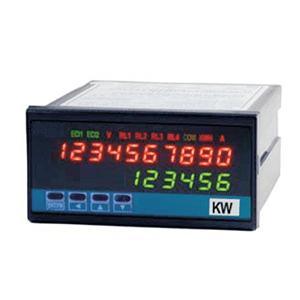 MP10DWH. Size 48x96 DC 4 1/2Digital Microproccessor, WATT-HOUR METER, 1P2W, 3P3W, 3P4W