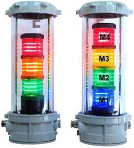 Quintex Ex-d Signal Tower Light