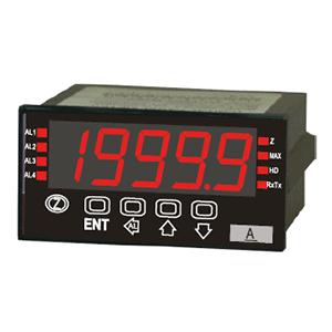 MP596R, MP596W, MP-F4, MP-PF4. Size 48x96 4 1/2Digital Microproccessor VAR, WATT, Frequency Or Power Factor Meter, 1P2W, 3P3W, 3P4W - TMC