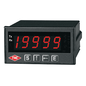 MP596, MP596A2, MP596A4. Size 48X96 4 1/2Digital Microprocessor Meter With 2 Or 4 Alarm - Analogue Output - RS485 - TMC